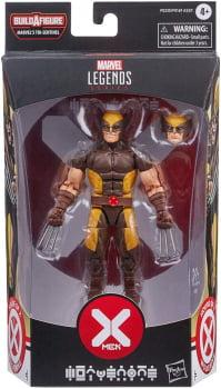Marvel Legends Wolverine X-Men BAF Tri-Sentinel