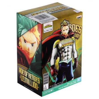 Banpresto Lemillion Mirio Togata - Age of Heroes My Hero Academia