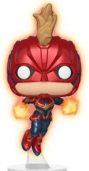 Funko Pop Capitã Marvel 433 - Captain Marvel