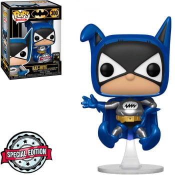 Funko Pop Bat-Mite 300 1st App Metallic Batman 80 Years