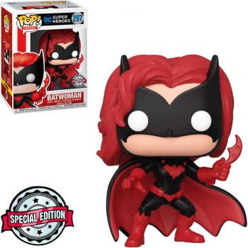 Funko Pop Batwoman 297 DC Heroes