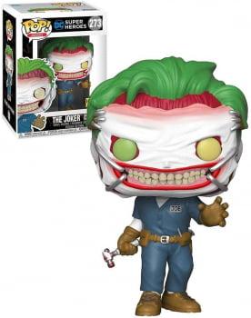 Funko Pop Coringa 273 The Joker Death of the Family Batman