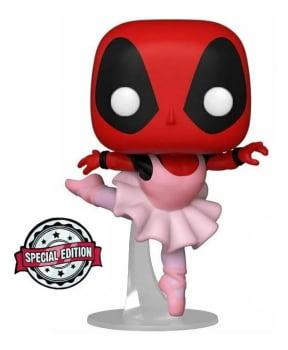 Funko Pop Deadpool Bailarina 782 Ballerina Deadpool