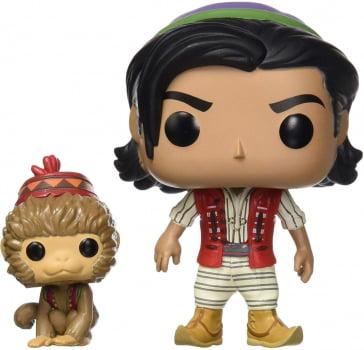 Funko Pop Aladdin of Agrabah with Abu 538 Disney Aladdin