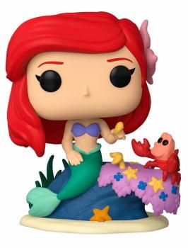 Funko Pop Ariel 1012 A Pequena Sereia Disney Princess