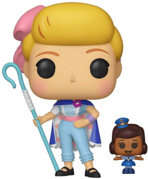 Funko Pop Bo Peep w Officer Giggle McDimples 524 Betty Toy Story 4