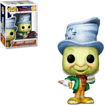 Funko Pop Jiminy Cricket 1026 Grilo Falante Pinocchio