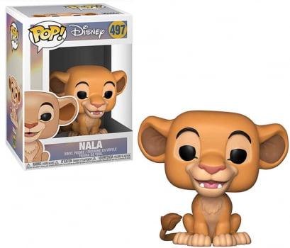 Funko Pop Nala 497 Lion King O Rei Leão