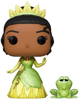 Funko Pop Princess Tiana & Naveen 149 Glitter A Princesa e o Sapo