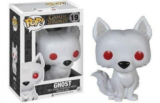 Game of Thrones - Ghost 19 Funko Pop Fantasma