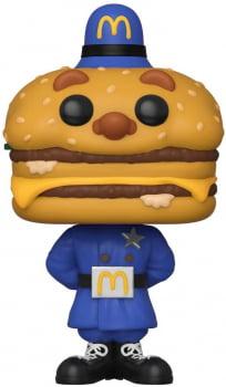 Funko Pop Officer Mac 89 McDonald's Ad Icons