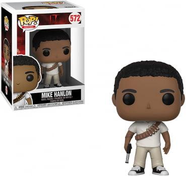 Funko Pop Mike Hanlon 572 It A Coisa