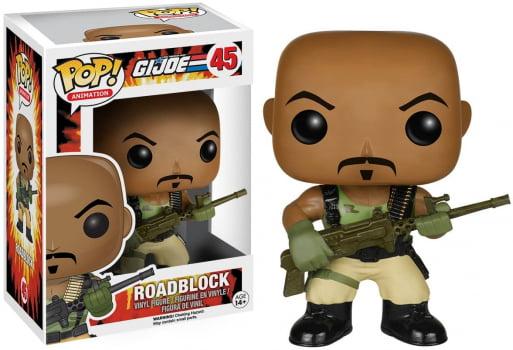Funko Pop Roadblock 45 G.I. Joe