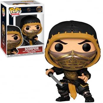 Funko Pop Mortal Kombat Scorpion 1055