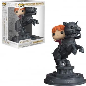 Funko Pop Ron Weasley Riding Chess Piece 82 Harry Potter