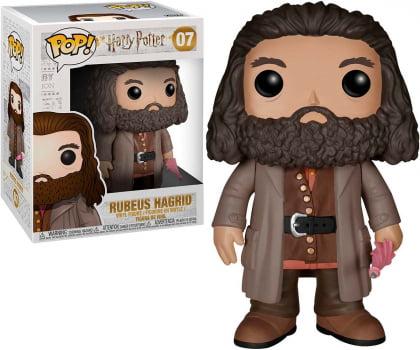 Funko Pop Rubeus Hagrid 07 Harry Potter