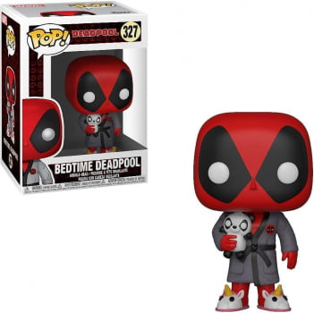 Funko Pop Bedtime Deadpool 327 Marvel Comics
