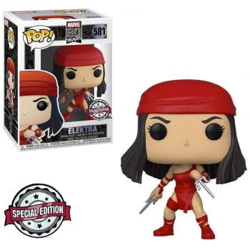 Funko Pop Elektra 581 First Appearance Marvel 80 Years