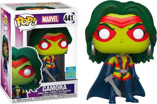 Funko Pop Gamora 441 SDCC Exclusive Marvel