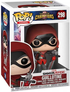 Funko Pop Guillotine 298 Gamerverse Contest of Champions