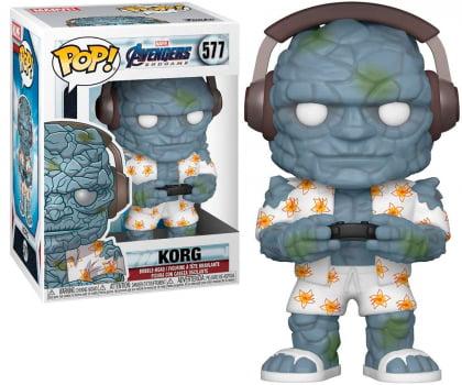 Funko Pop Korg Gamer 577 Vingadores Ultimato