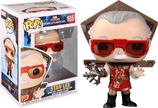 Funko Pop Stan Lee 655 Thor Ragnarok