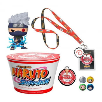 Funko Pop Naruto Shippuden Ramen Shop Kakashi Mystery Box