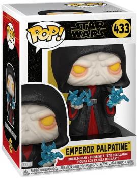 Funko Pop Emperor Palpatine Revitalized 433 Star Wars