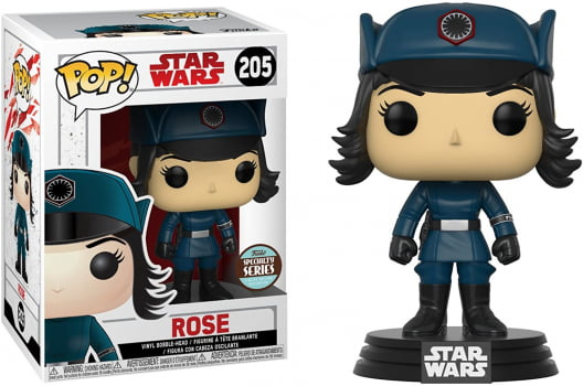 Funko Pop Rose 205 Star Wars Specialty Series