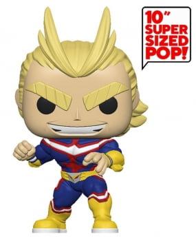 Funko Pop All Might 821 Super Sized 10 - My Hero Academia