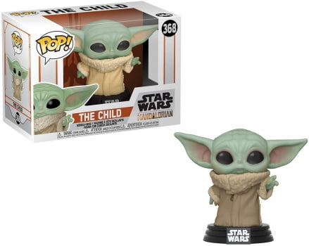 Funko Pop Baby Yoda 368 The Child - Star Wars The Mandalorian