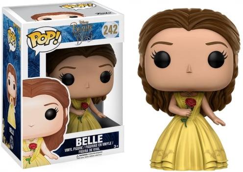 Funko Pop Bela 242 Belle - A Bela e A Fera Disney
