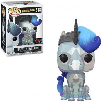 Funko Pop Butt Stallion 518 Borderlands NYCC