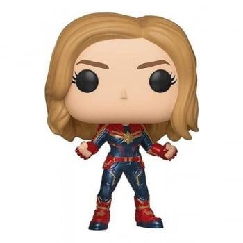 Funko Pop Capitã Marvel 425 Captain Marvel