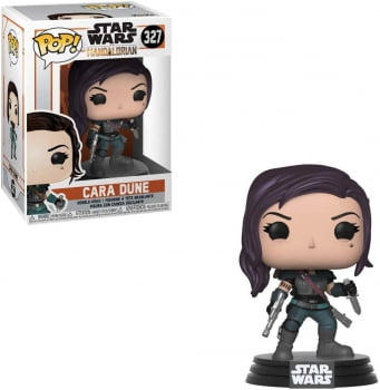 Funko Pop Cara Dune 327 - Star Wars The Mandalorian