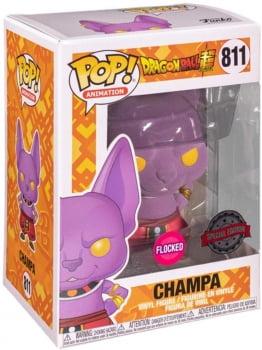 Funko Pop Champa Flocked 811 Dragon Ball Super