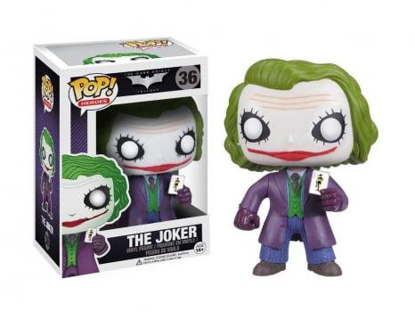Funko Pop Coringa Joker 36 Batman The Dark Knight