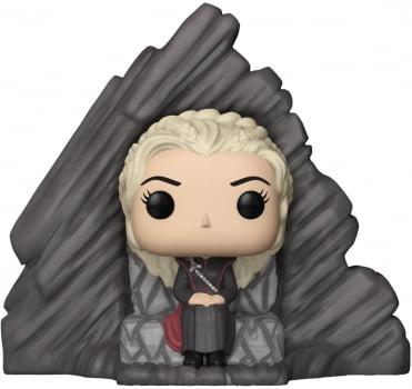 Funko Pop Daenerys Targaryen on Dragonstone Throne 63 Game Of Thrones