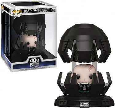 Funko Pop Darth Vader in Meditation Chamber 365 - Star Wars