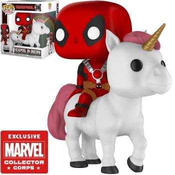 Funko Pop Deadpool Box - Marvel Collector Corps Deadpool