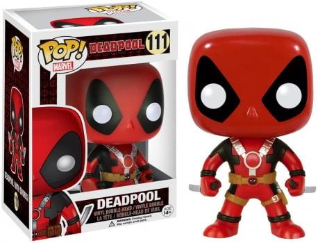 Funko Pop Deadpool with Swords 111 - Marvel