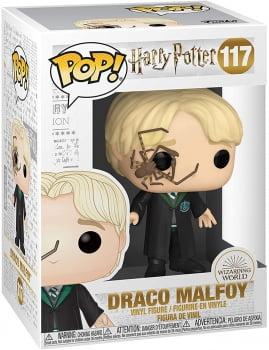 Funko Pop Draco Malfoy w Spider 117 Harry Potter
