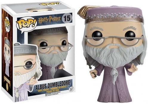Funko Pop Dumbledore w Wand 15 Harry Potter