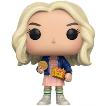 Funko Pop Eleven Chase With Eggos 421 Stranger Things