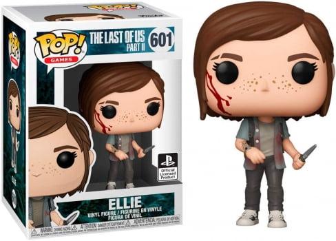 Funko Pop Ellie 601 The Last of Us Part II