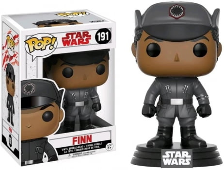 Funko Pop Finn 191 - Star Wars