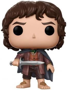 Funko Pop Frodo Baggins 444 Senhor dos Anéis