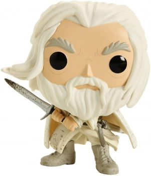 Funko Pop Gandalf The White 845 - Senhor dos Anéis