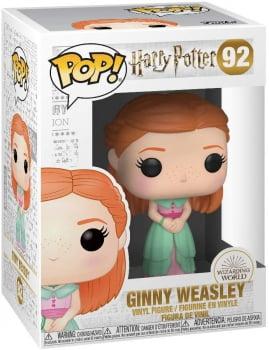 Funko Pop Ginny Weasley Yule Ball 92 (Gina Weasley) - Harry Potter