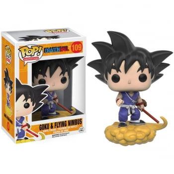 Funko Pop Goku & Nimbus 109 Dragon Ball